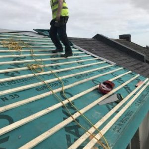 During-Roof-Restoration-Dublin